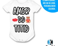 Body Infantil amor do titio