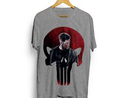 Camiseta Masculina O Justiceiro The Punisher Séries Seriados