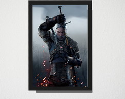 Quadro A3 The Witcher