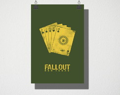 Poster A4 Fallout