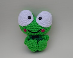 Keroppi (Hello Kitty) amigurumi