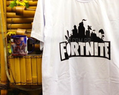 KIT Camiseta e Caneca - FORTNITE