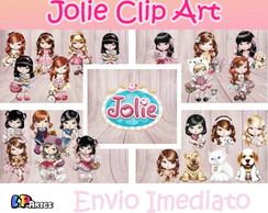 Kit Digital Scrapbook - Jolie