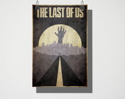 Poster A4 The last of us