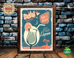 Quadro Vintage Cocktail 02