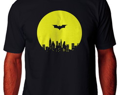 Camiseta Batman, Gotham City