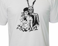 Camiseta donnie darko series tv Geek Nerd