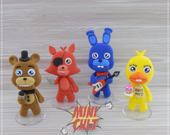 Kit Toy Five Nights at Freddy's / FNAF 4 unidades