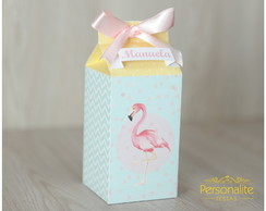 Caixa Milk Flamingo Candy Color