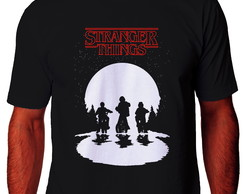 Camiseta Série, Stranger Things