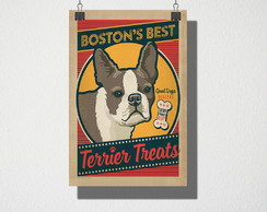 Poster A4 Terrier