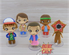 Kit 5 Toy Chibi Stranger Things