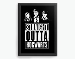 Quadro Decorativo Harry Potter cod2000198