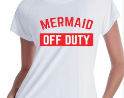 Camiseta Mermaid of Duty