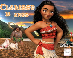 Papel Arroz MOANA