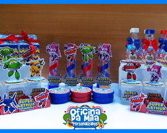 Kit Personalizado SUper wings