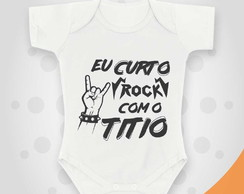 "Body ""Eu curto rock com o Titio"""