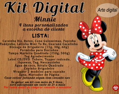 Kit Mickey Digital