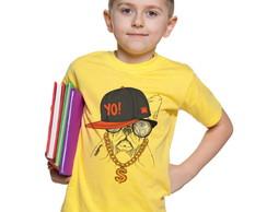 703435c693 ... Camiseta Infantil Bulldog Francês Ostentação
