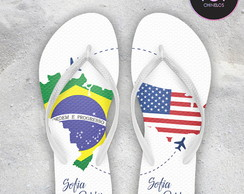 Festa tema estados unidos elo7 - Casamento no brasil vale no exterior ...