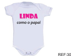 Body Linda como o Papai