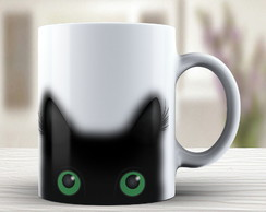 Caneca Gato cute - Love Cat´s - 1632g