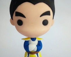 Boneco Toy Colecionável Vegeta (Dragon Ball Z)