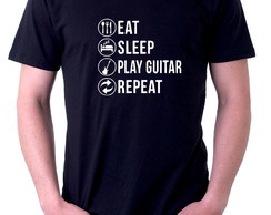 Camiseta Guitarrista Guitar Hero