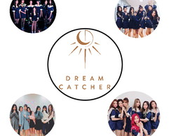 Kit de Bottons do grupo Dreamcatcher