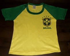 ... Camisa Personalizada Copa do Mundo b2e7c10e00a3d