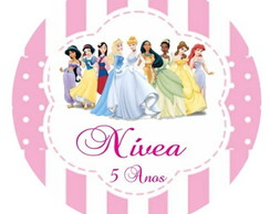 Tag Princesa Disney