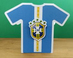 Caixa Camisa Futebol  47a455edee183