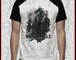 Camiseta do Watch Dogs 2