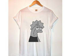 Camiseta Lisa Simpsons Loser