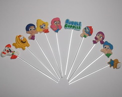 Toppers Bubble Guppies em biscuit