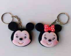 Chaveiro: Minnie e Mickey Cute