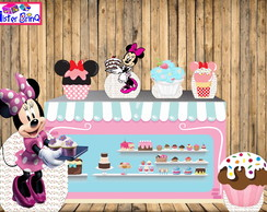 DISPLAY CONFEITARIA DA MINNIE