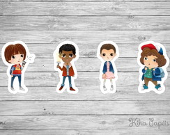 Aplique Stranger Things 3,5 cm