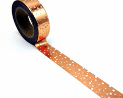Washi Tape 15mm x 10m - cobre