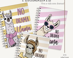 Planner Permanente Lhama
