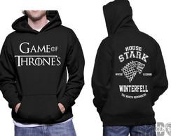31488b1152 ... Blusa Moletom Game Of Thrones Casa Stark Seriado Got