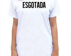 CAMISETA LONG - ESGOTADA