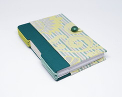 Caderno A6 Arabesco