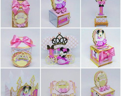 Kit Festa - Minnie Luxo