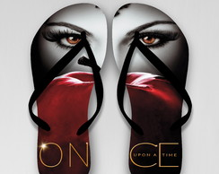 Chinelo Adulto Once Upon a Time