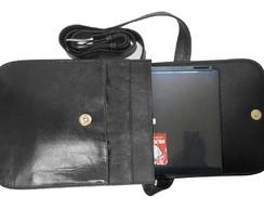 784e0a74aef ... Bolsa Carteiro Pasta P  Notebook Transversal Couro Legítimo