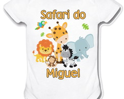 Body infantil Safari