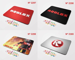 Mouse Pad Roblox Gamer Mousepad