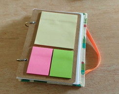 Cartela de Post It A6