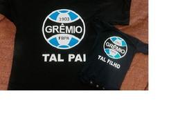 Camiseta Personalizada Grêmio  09efcedf31949